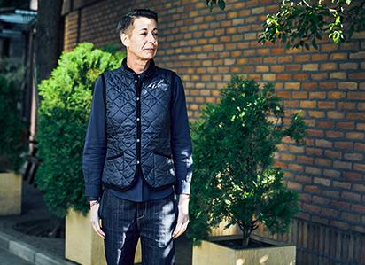 「LAVENHAM」マネージング・ディレクター ニッキー・サントマウロさん