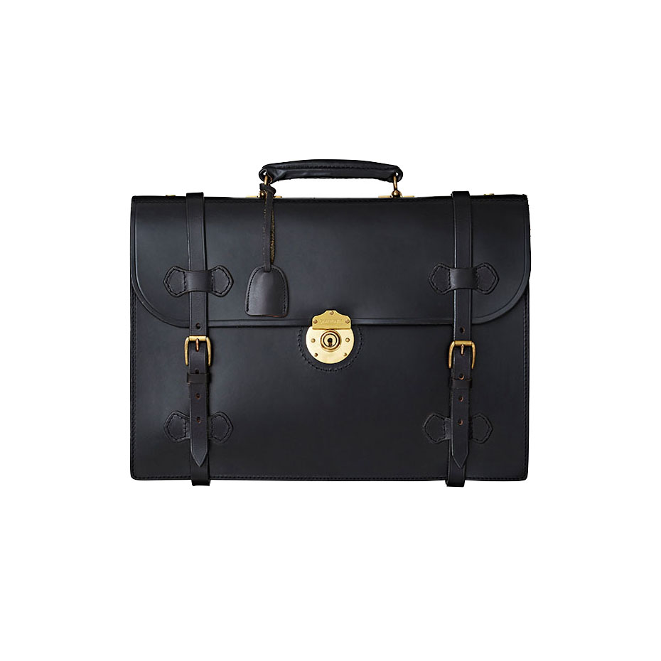 3 COMPARTMENT BRIEF CASE