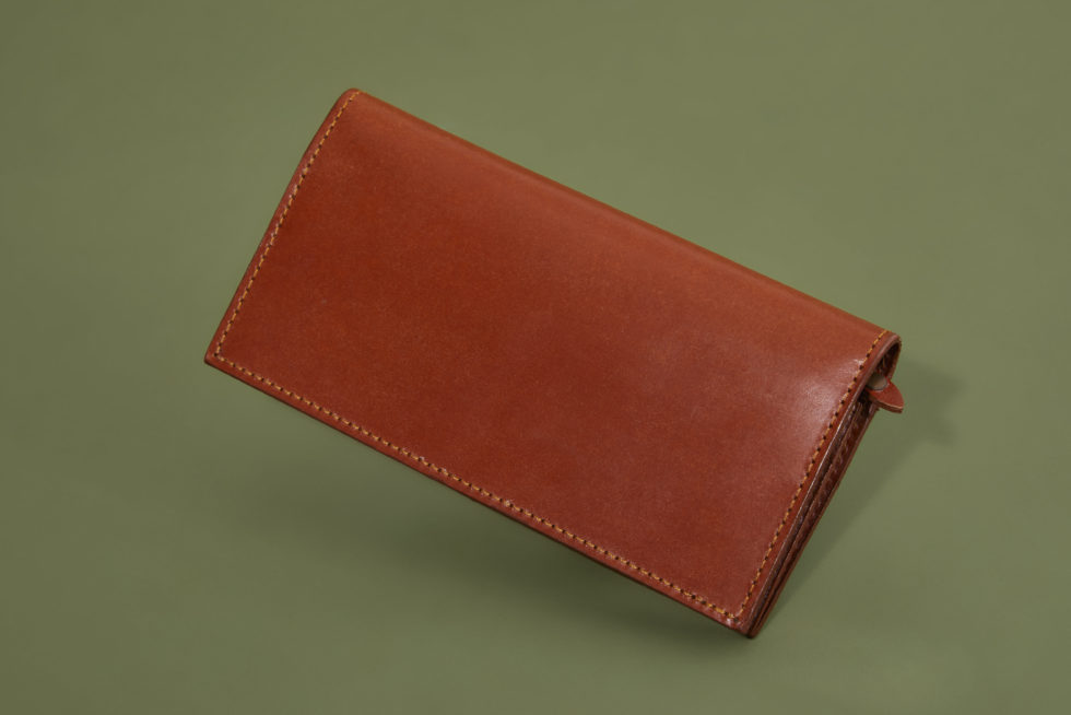 LONG WALLET WITH CURVED ZIP_1