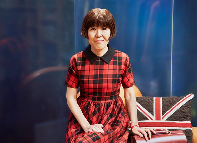 英国王室研究家/ファッションディレクター にしぐち 瑞穂さん
