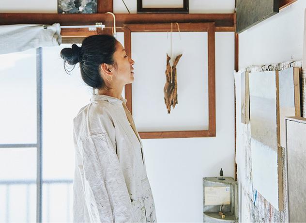 アーティスト 平松 麻さん