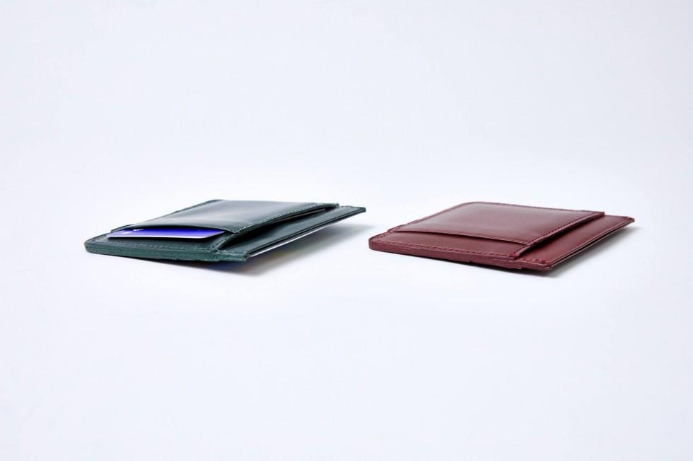 コンパクト折り財布 の使い方 | SMALL FOLD WALLET