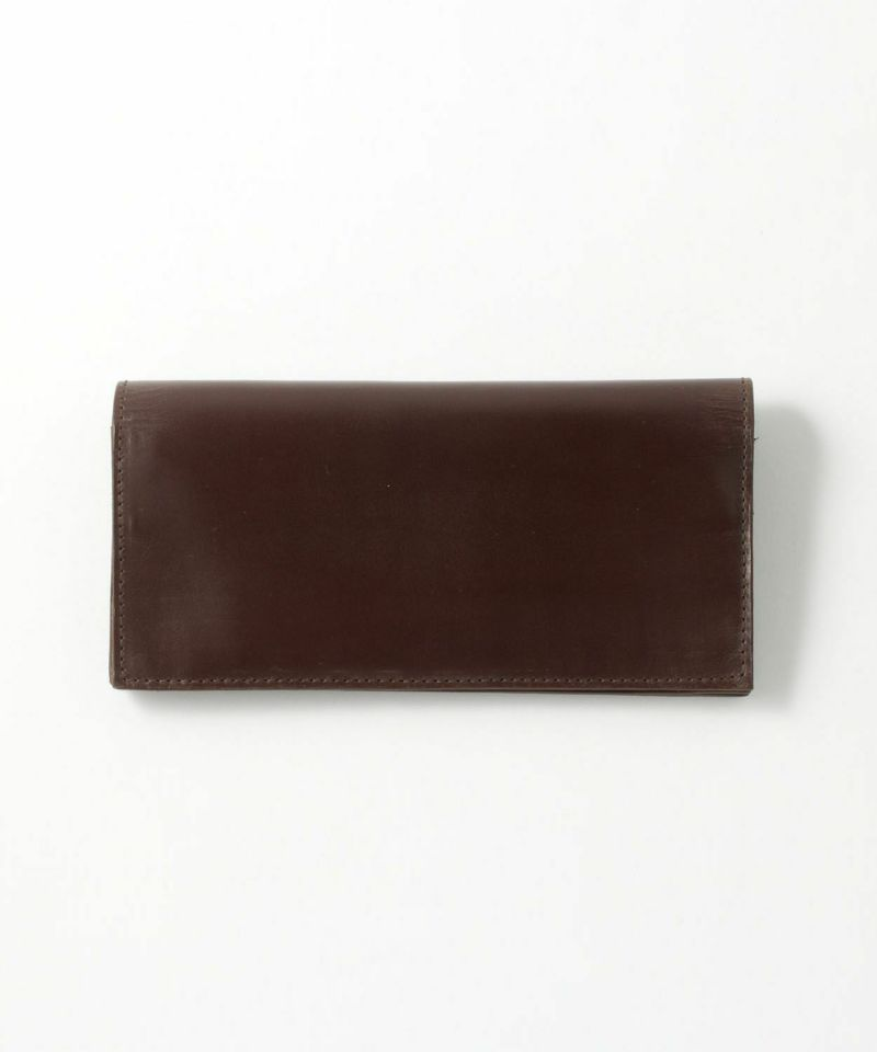 LONG WALLET WITH ZIP(Bridle)