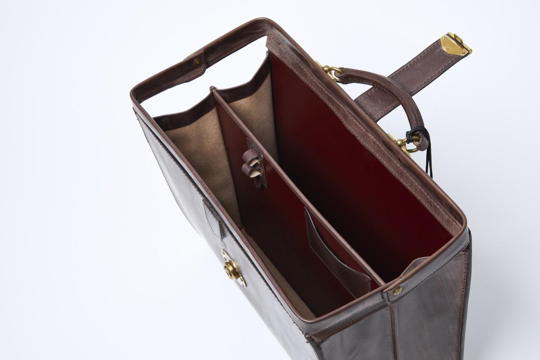 ダレスバッグの使い方 SLIM TOP FRAME CASE