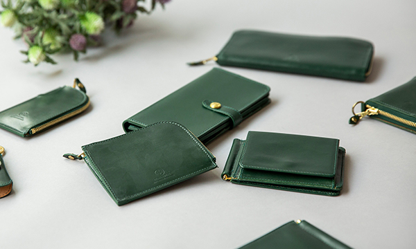 """いま売れている財布が""""グリーン""""な理由とは?"""