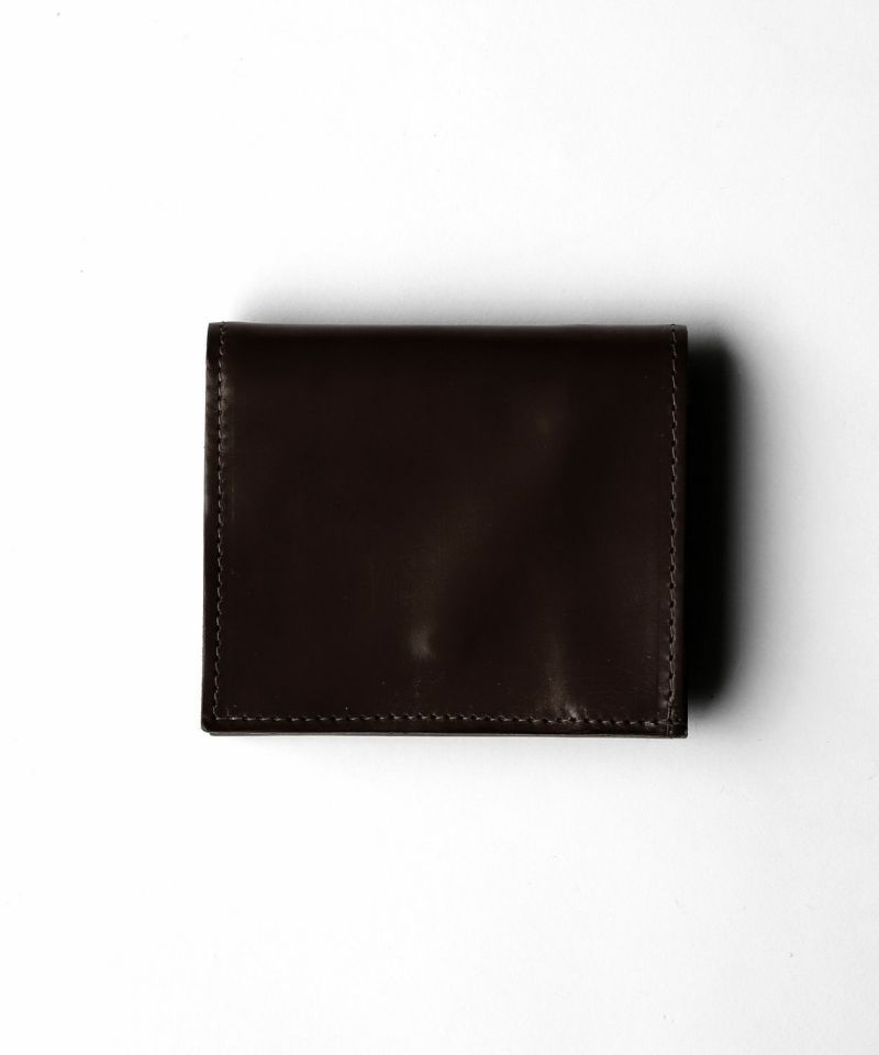 SMALL FOLD WALLET(Bridle)